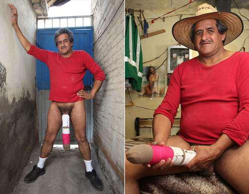 Meet roberto esquivel cabrera, man with the world's biggest manhood