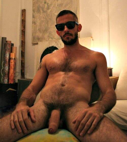 Naked Hairy Men With Big Dick